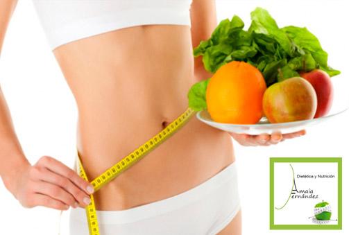 ¡Pierde peso y gana en salud! 2 consultas y plan personalizado de dietética y nutrición