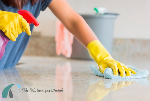 Deskontalia bi kolore servicio de limpieza a fondo de - Limpieza a fondo casa ...