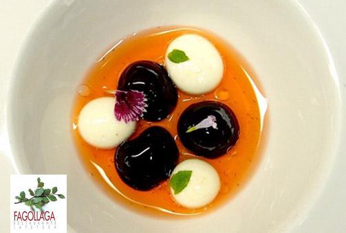 Verano gastronómico orquestado por Ixak Salaberria. Menú degustación para los amantes de la cocina en el Fagollaga Jatetxea