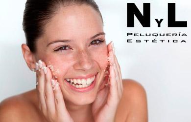 Tratamiento facial con vitamina extra de colágeno