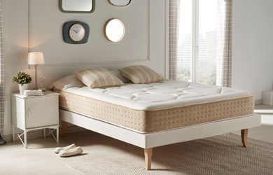 Colchón elegance confort gel 80x180cm