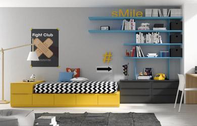 Todos los muebles y dormitorios que necesitas para los más jóvene