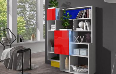 Muebles auxiliares de todos los estilos