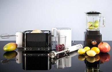 Descubre nuestros pequeños electrodomésticos: Batidoras, tostador