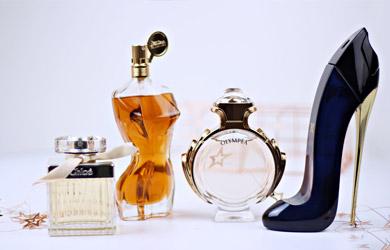 La mejor selección de perfumes para ti o para regalar