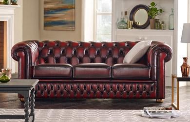 Cambia de estilo con estos magníficos sofás