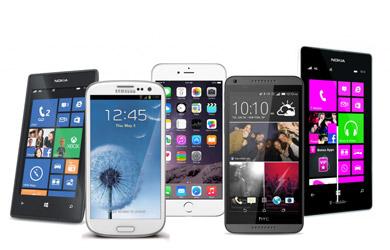 La mayor selección de teléfonos móviles