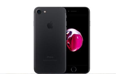 Iphone 7 matte black edition de 32GB