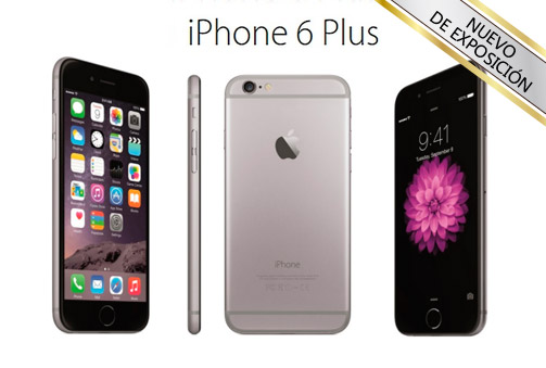 ¡El móvil más completo del mercado! Iphone 6 Plus 16 GB