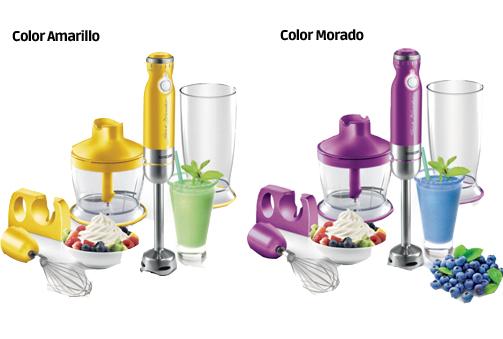 Deskontalia licuadora de mano sencor con accesorios - Deco hogar ourense ...