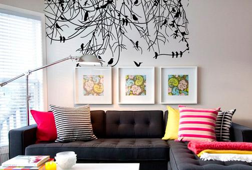 Deskontalia lienzo pir mide 5 piezas paradis - Deco hogar ourense ...