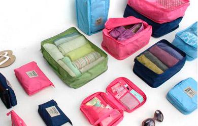 Todo tipo de organizadores para maletas, bolsos, hogar....