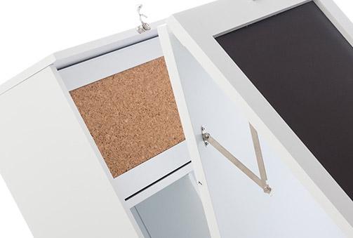 Deskontalia escritorio plegable para pared - Deco hogar ourense ...