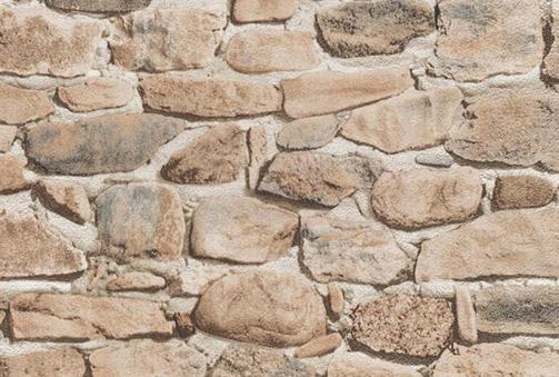 Deskontalia papel pintado imitaci n piedra - Papel pintado imitacion piedra ...