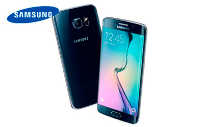Samsung Galaxy S6 Edge 128 GB Nuevo, libre en color negro