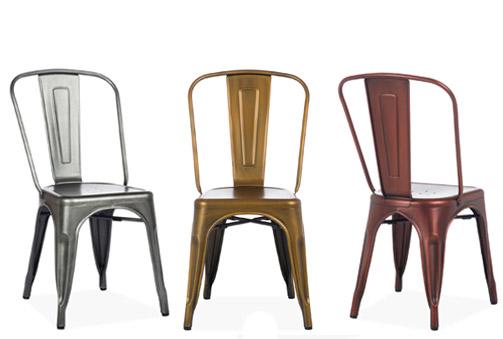 Deskontalia silla fabricada en acero galvanizado - Deco hogar ourense ...