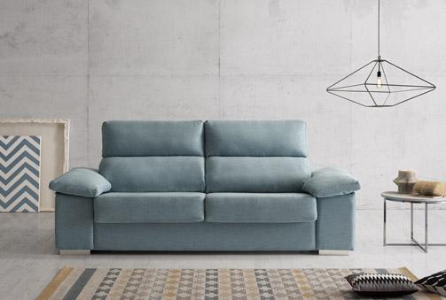 Deskontalia sof cama con asientos brazos y respaldos - Deco hogar ourense ...