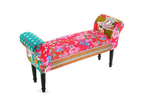 Deskontalia sillones taburetes pies de cama tapizados - Sillon cama tenerife ...