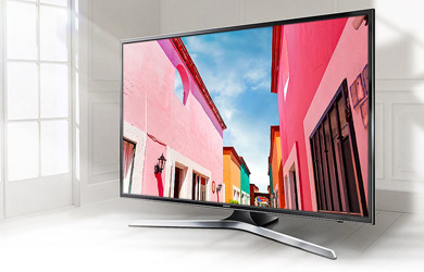 Smart TV de 40 pulgadas Samsung con resolución 4K