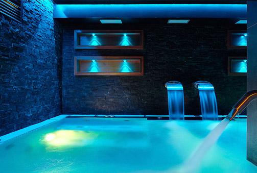Circuito spa de 90 min y opción a masaje relajante con aromaterapia
