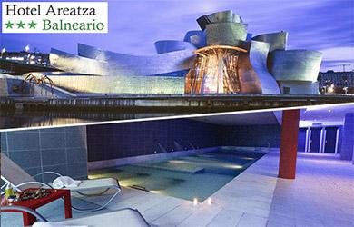 Estancia de 1 noche en el Balneario Areatza