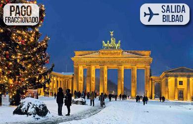 Viaje de 4 días a Berlín el Puente de Diciembre
