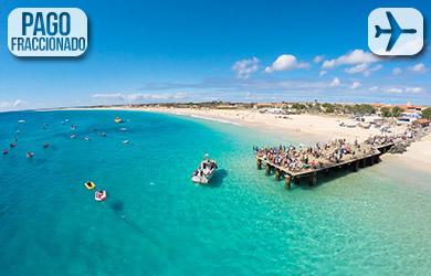 Viaje de 8 días a Cabo Verde con vuelo desde Madrid, hotel de 4*