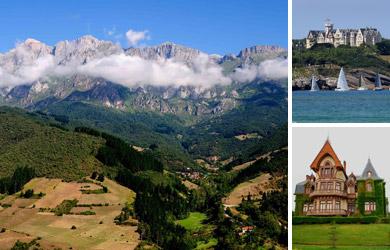 Circuito de 7 días por Cantabria y Asturias