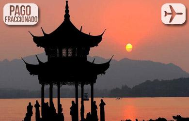 Viaje de 10 días a China desde Madrid y Barcelona