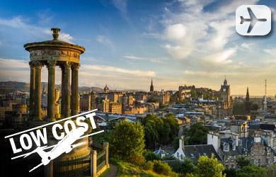 Viaje de 3 noches a Edimburgo en régimen alojamiento y desayuno e