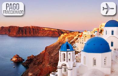 Viaje de 8 días a Joyas del Egeo y Crucero Islas Griegas