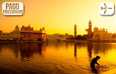 INDIA / DELHI-AGRA-JAIPUR-BENARES