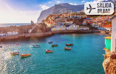 Viaje de 7 días a Madeira en Fin de Año