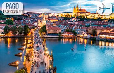 Viaje de 4 noches a Praga en el puente de diciembre desde La Rioj