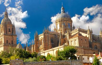Circuito en autobús de 7 días a Salamanca
