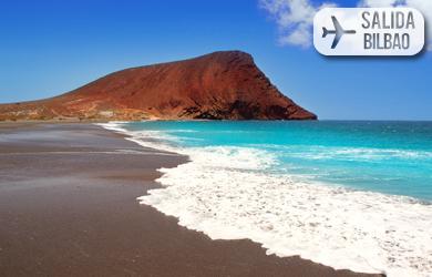Viaje a Tenerife con vuelos desde Bilbao