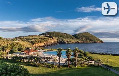 Viaje de 8 días a Terceira y Faial de Junio a Octubre