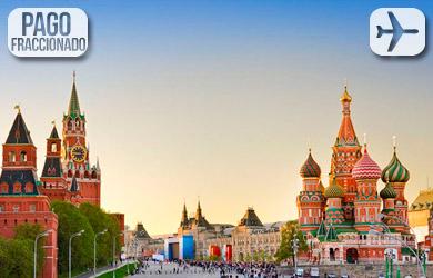 Crucero de 11 días por el Volga con vuelos desde Madrid o Barcelo