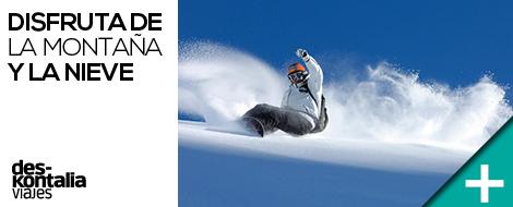 Deskontalia Viajes - Especial Ski